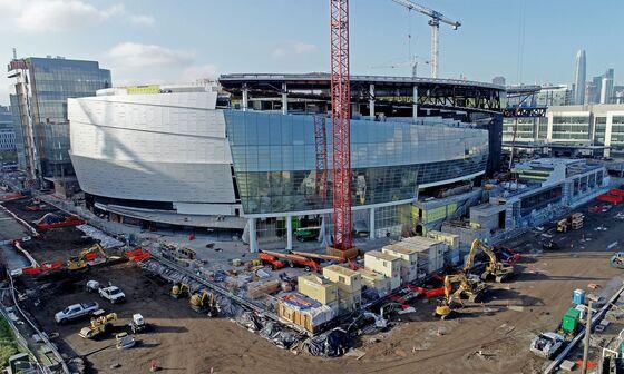 Warriors Make $2 Billion From New Arena Even Before Doors Open