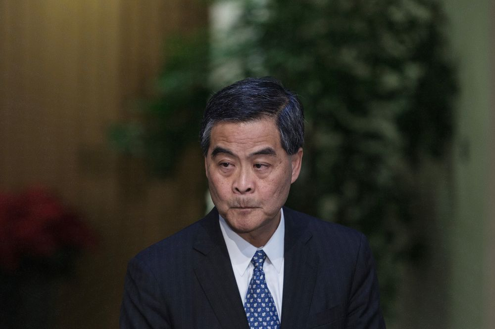 Five Problems That Hong Kong's Leader Found Too Hard to Fix