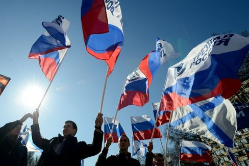 Russia Is Taking the Sanctions Threat Seriously???With Good Reason