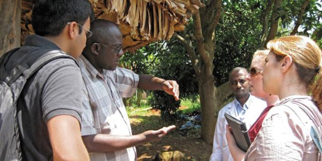 Marketing Practice in Rwanda