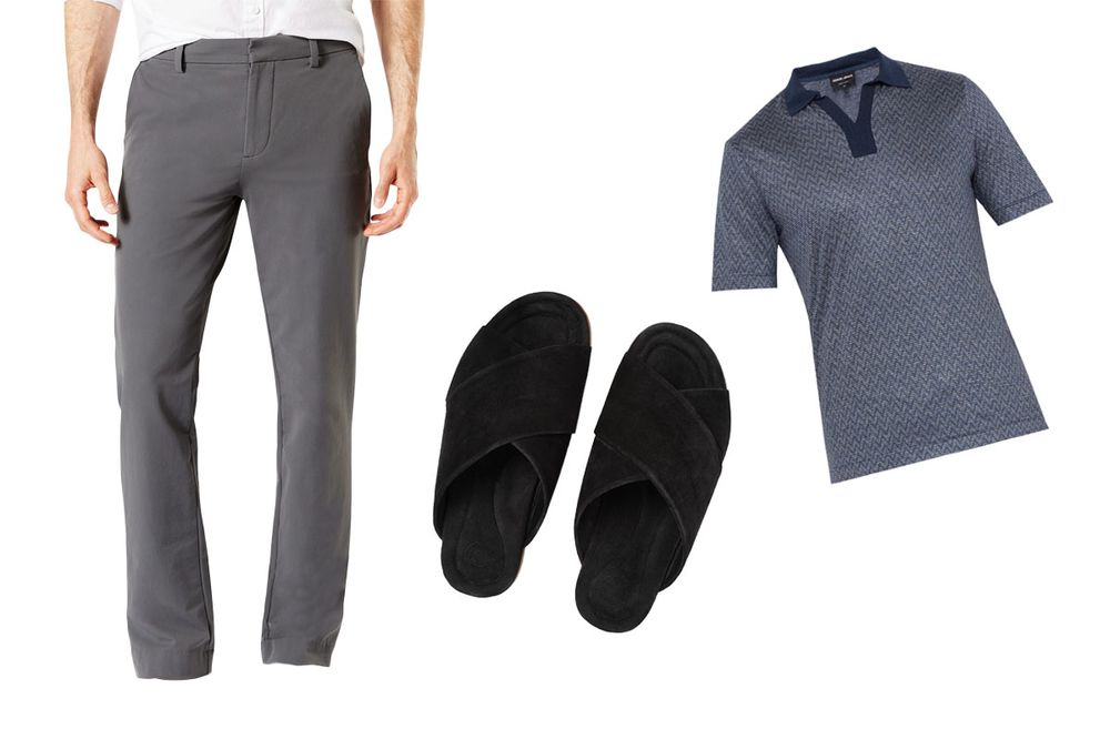 383525e51ea relates to What to Wear at Goldman Sachs Now That There s a Flexible Dress  Code