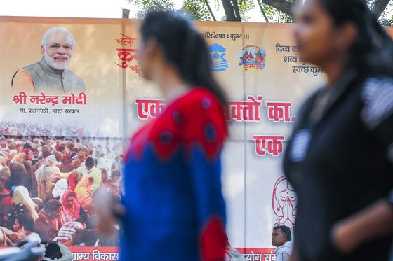 Modi Has Turned India's Elections Into a U.S.-Style Presidential Race