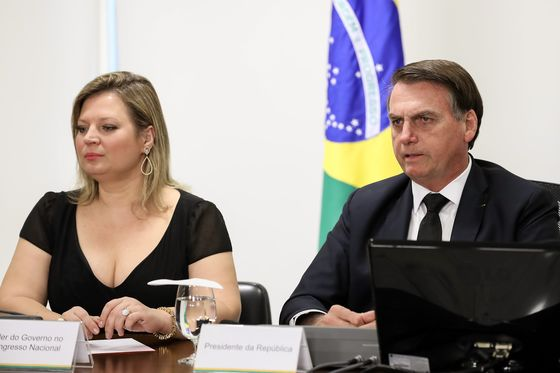 Infighting in Brazil's Ruling Party Costs Bolsonaro Key Allies