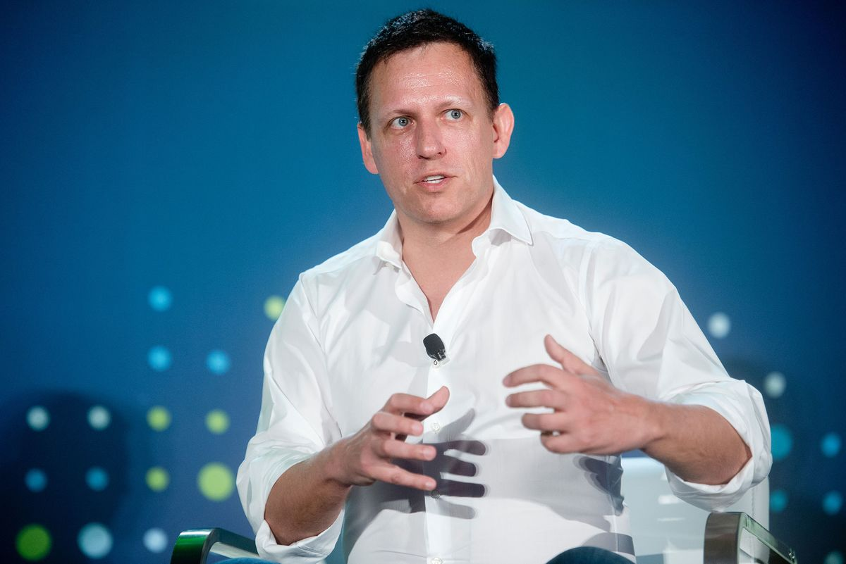 Peter Thiel's VC Firm Mithril Capital Is Focus of Complaint to FBI