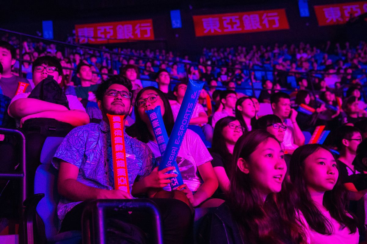 Alibaba Endorses Esports for Olympics, But Not Violent Games