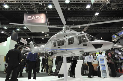 EADS Plan for BAE Merger Fails to Cheer Investors as Stocks Drop