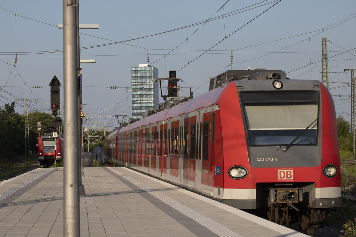 Germany Goes Greener With $95 Billion Push for Train Over Plane