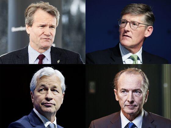 Too Big to Retire? Wall Street CEOs Keep Next Generation Waiting