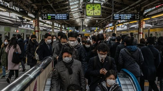 Japan Extends Virus Emergency for Tokyo Region by Two Weeks