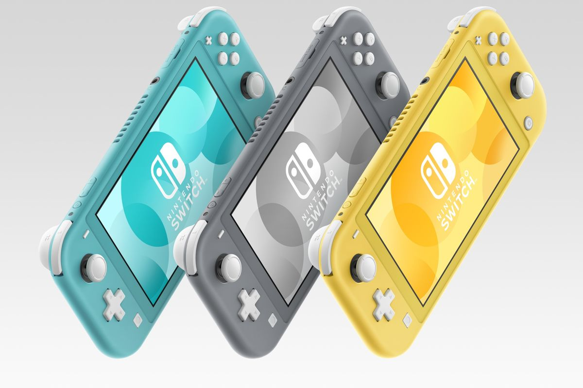 Nintendo Slumps After Early Switch Lite Sales Disappoint