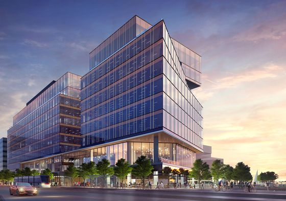 WPP to Be Anchor Tenant for New Toronto Waterfront Project