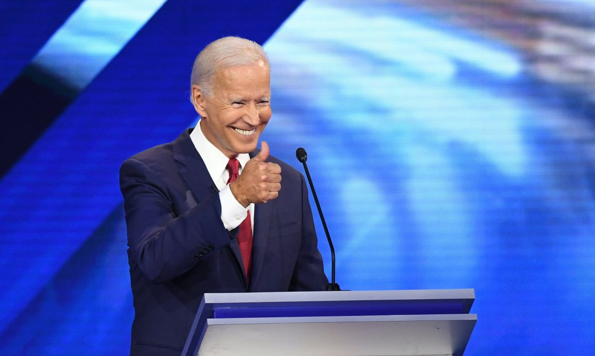 Biden's Rivals Learn That Attacks Only Made Him Stronger