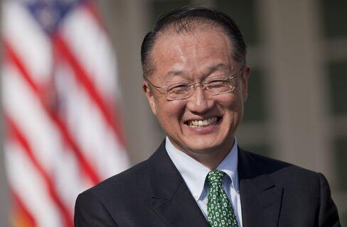 World Bank Nominee Jim Yong Kim