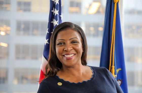 New York Versus the World: Letitia James Is Picking Big Fights