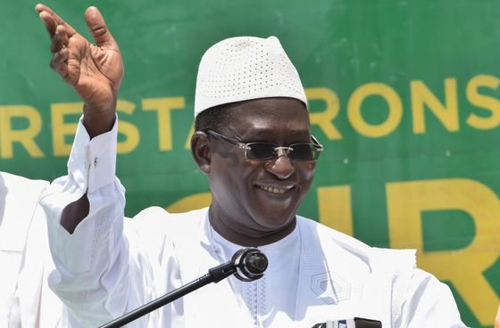Mali Opposition Challenges Presidential Election Results