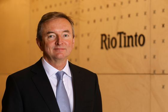 Rio Chair to Exit After Failings on Aboriginal Site Blasts