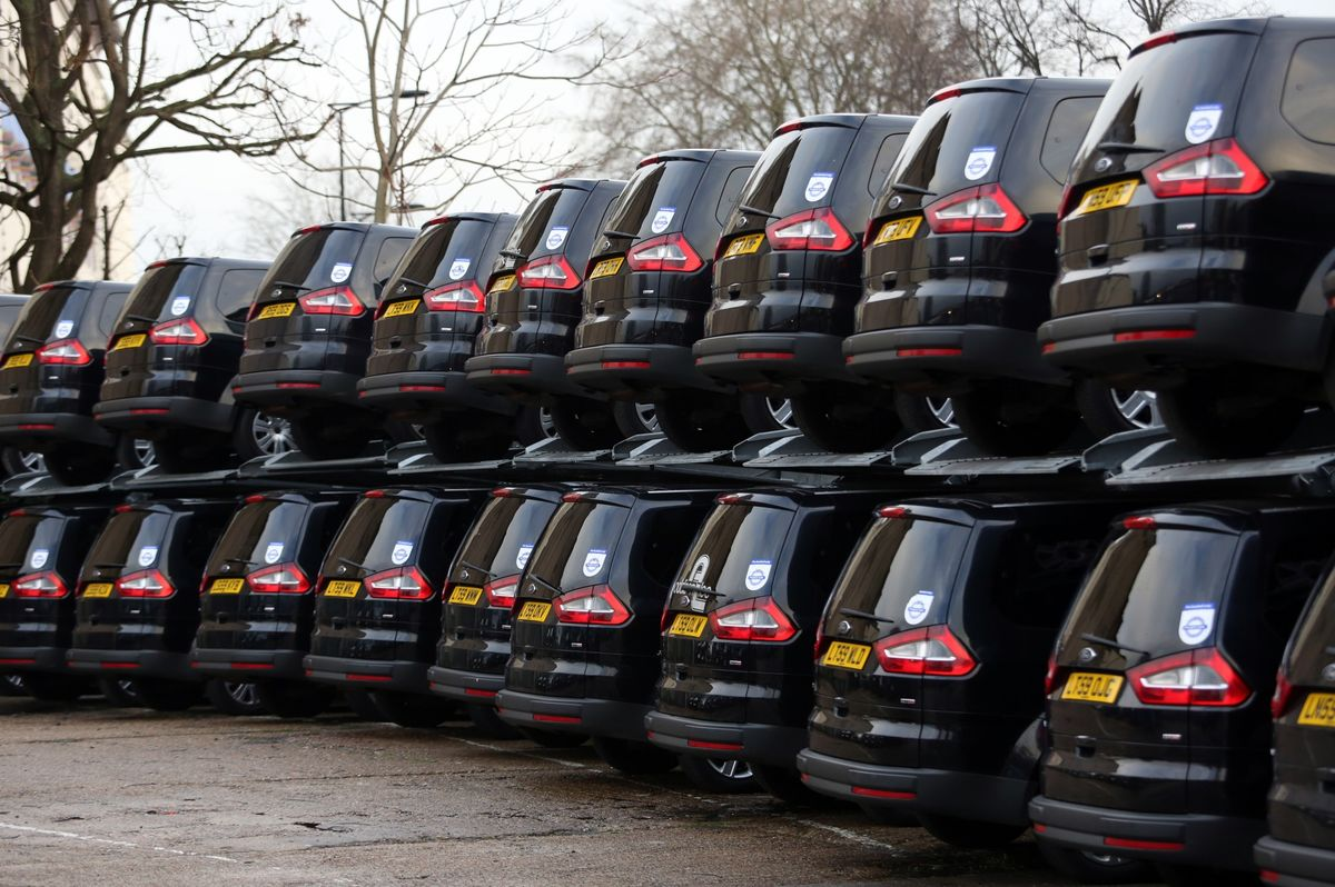 London Taxi Firm Says Freedom Day Was a 'Damp Squib'