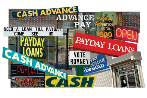 How Payday Lenders (Quietly) Donate to Campaigns