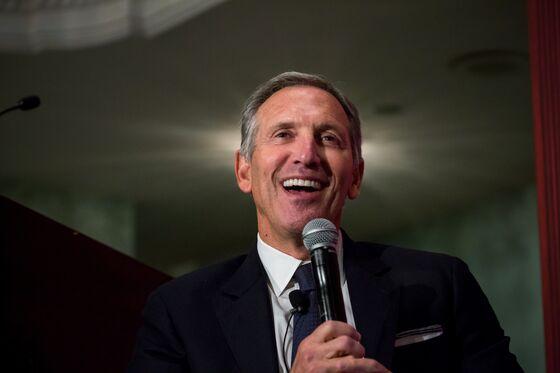 Starbucks' Schultz 'Seriously Thinking' of 2020 White House Run