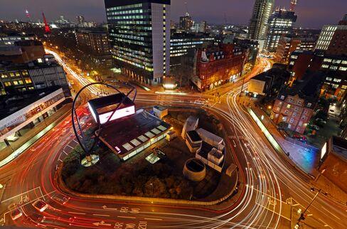 London's Tech City