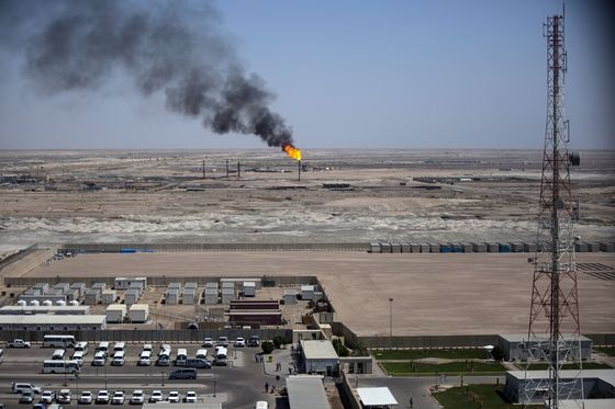 Oil's Fragile Peace Is Threatened by Iraq's Desperate Reality