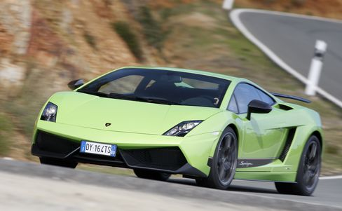 Lamborghini LP 570-4 Superleggera