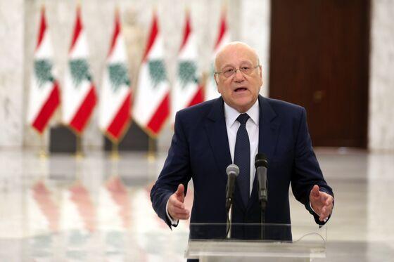 Lebanon's Billionaire Premier Aims to Halt Economic 'Fire'