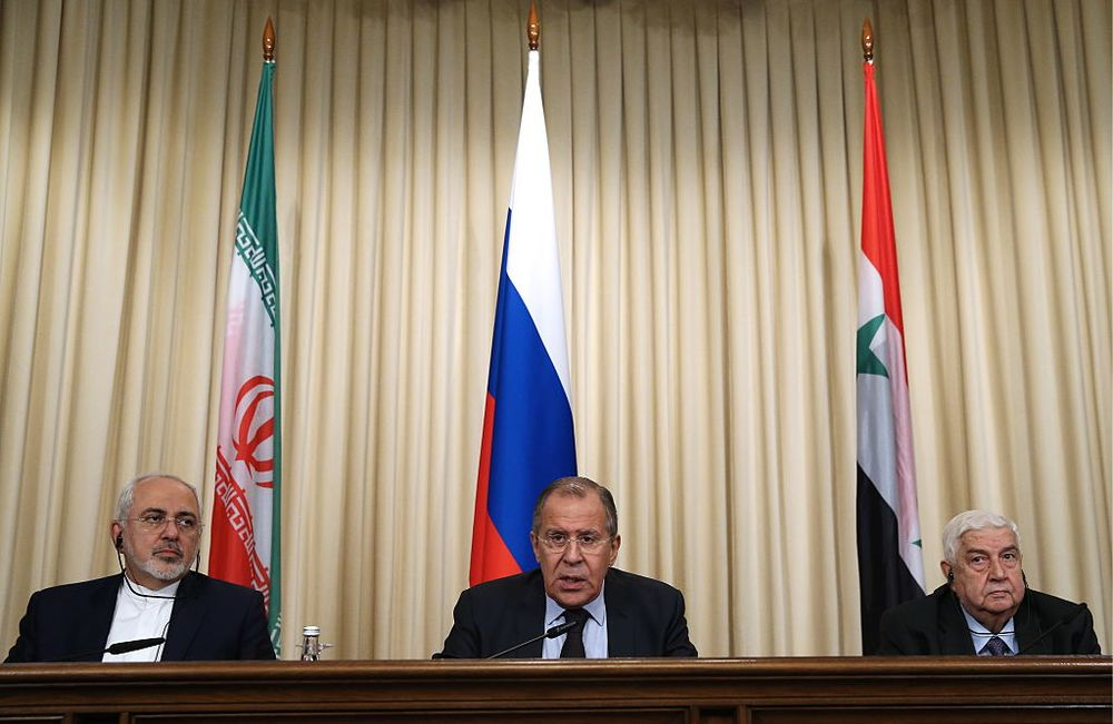 Syria's Opposition Wants Trump to 'Drive a Wedge' Between Iran and Russia
