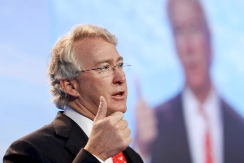 Chesapeake Energy Corp. Chief Executive Officer Aubrey McClendon