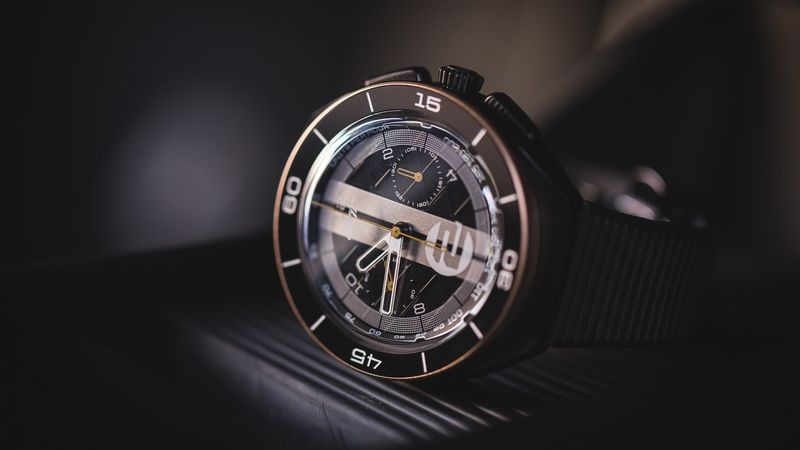 You Cant Buy This Watch Unless Youve Bought A Ford Gt