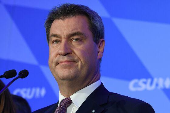 Merkel's Bavarian Ally Loses Absolute Majority in State Vote
