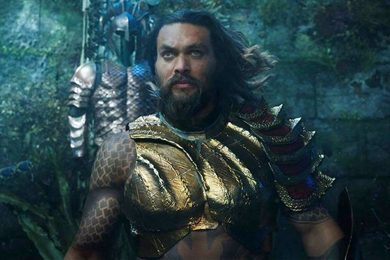 'Aquaman' Tops 'Mary Poppins' in Pre-Christmas Wave of Blockbusters