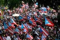 PuertoRico-US-politics-PROTESTS