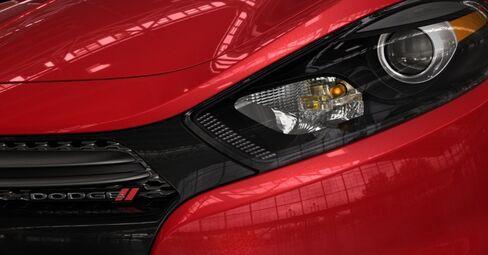 Dodge Dart Gets New Life in Biggest Test for Fiat-Chrysler