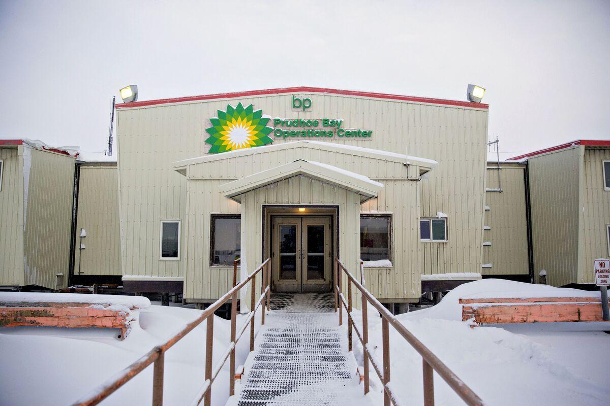 BP Exits Alaska After 60 Years in $5.6 Billion Hilcorp Sale