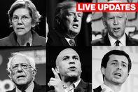 relates to Biden, Sanders Top Democratic Field in New Poll: Campaign Update