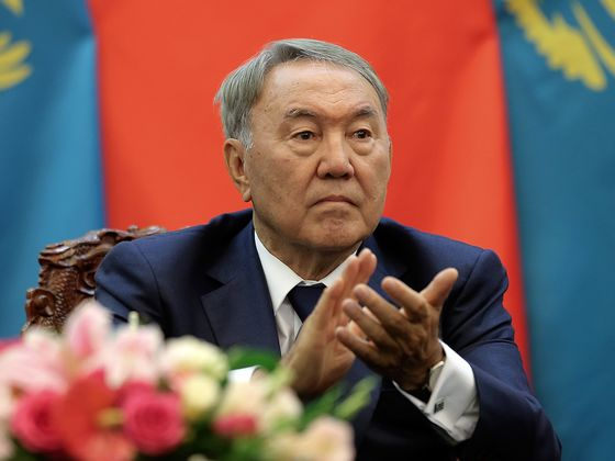 Bank Linked to Kazakh Leader Buys Kcell Stake After Share Slump