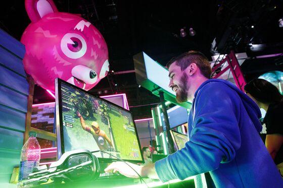 Fortnite MakerEpic GamesNears Funding at $17 Billion Value