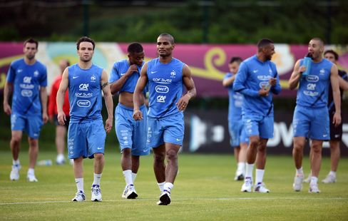 French World Cup Demons Return as Players Row After Sweden Loss