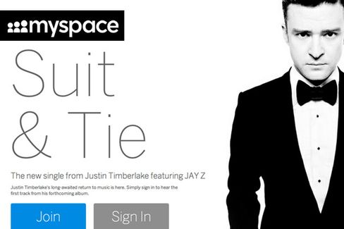 Myspace, Act II: A Whole New Tune