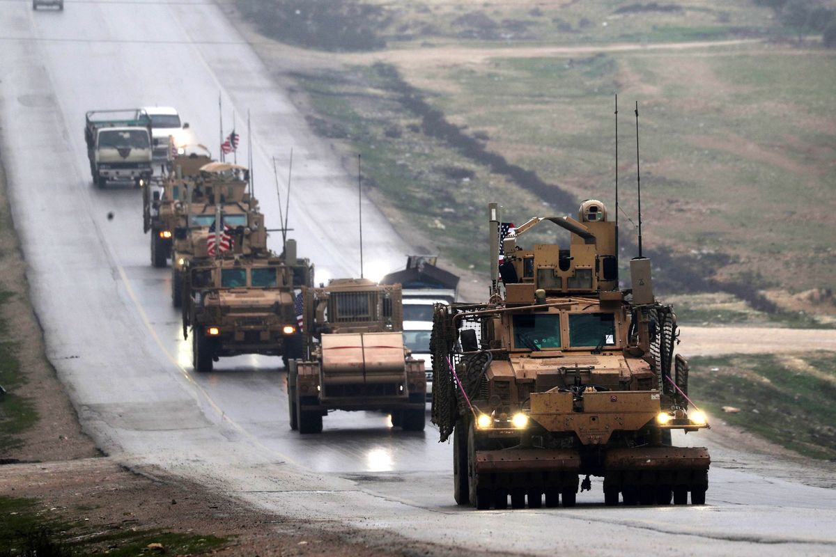 Who's Still Fighting Who in Syria's Eight-Year War