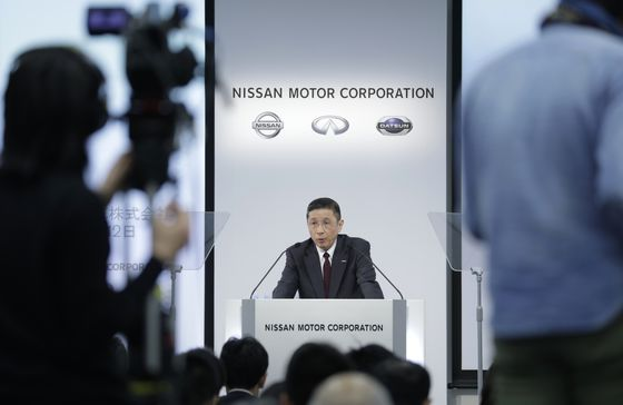 Ghosn's Disputed Pay Triggers $83 Million Charge for Nissan