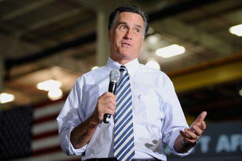 Romney Win to Help Banks, Hurt Clean Energy, Credit Suisse Says