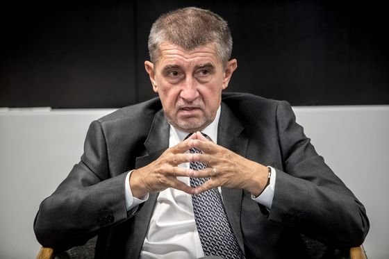 Billionaire Given Second Chance to Form Czech Government