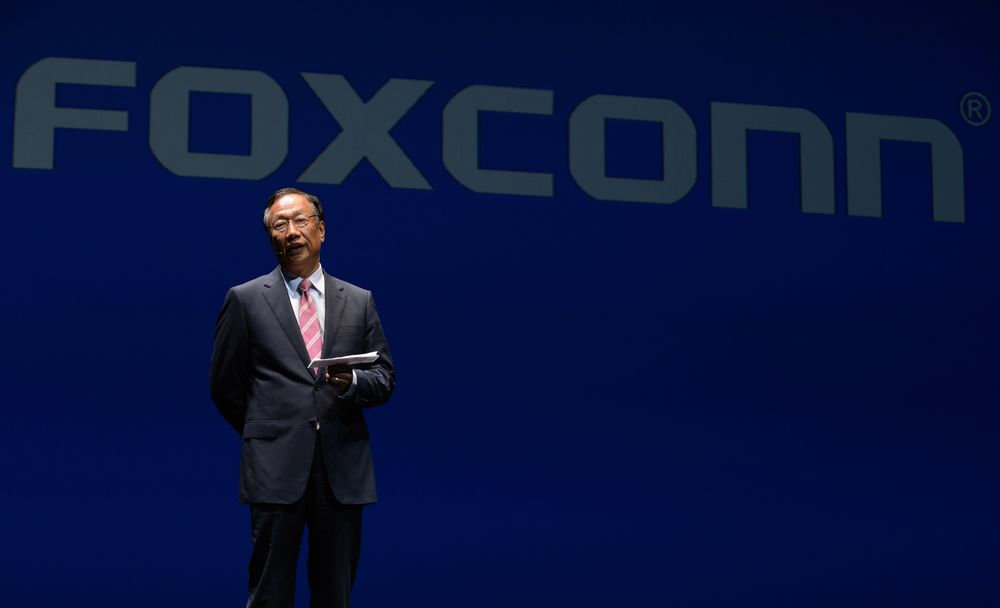 When Foxconn Sounds the Alarm, You Better Listen