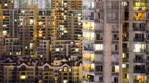 Views Of Shenzhen Ahead Of China Property Price Numbers