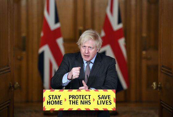 U.K. Has Passed Peak of Covid Surge, With 10 Million Vaccinated
