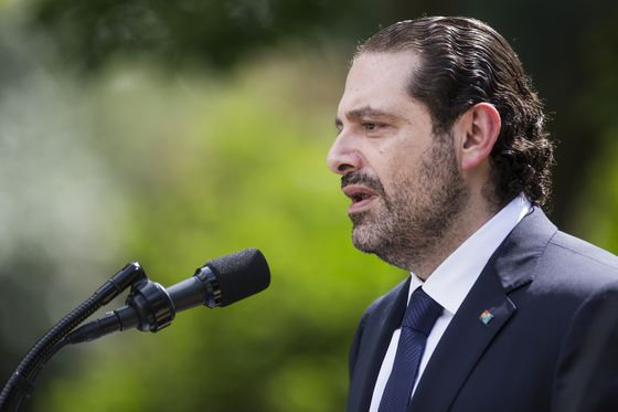 Saad Hariri Says He Doesn't Want to Be Nominated for Lebanese Premier