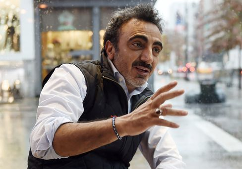 Chobani, founded by Hamdi Ulukaya, has rejected an offer by PepsiCo.