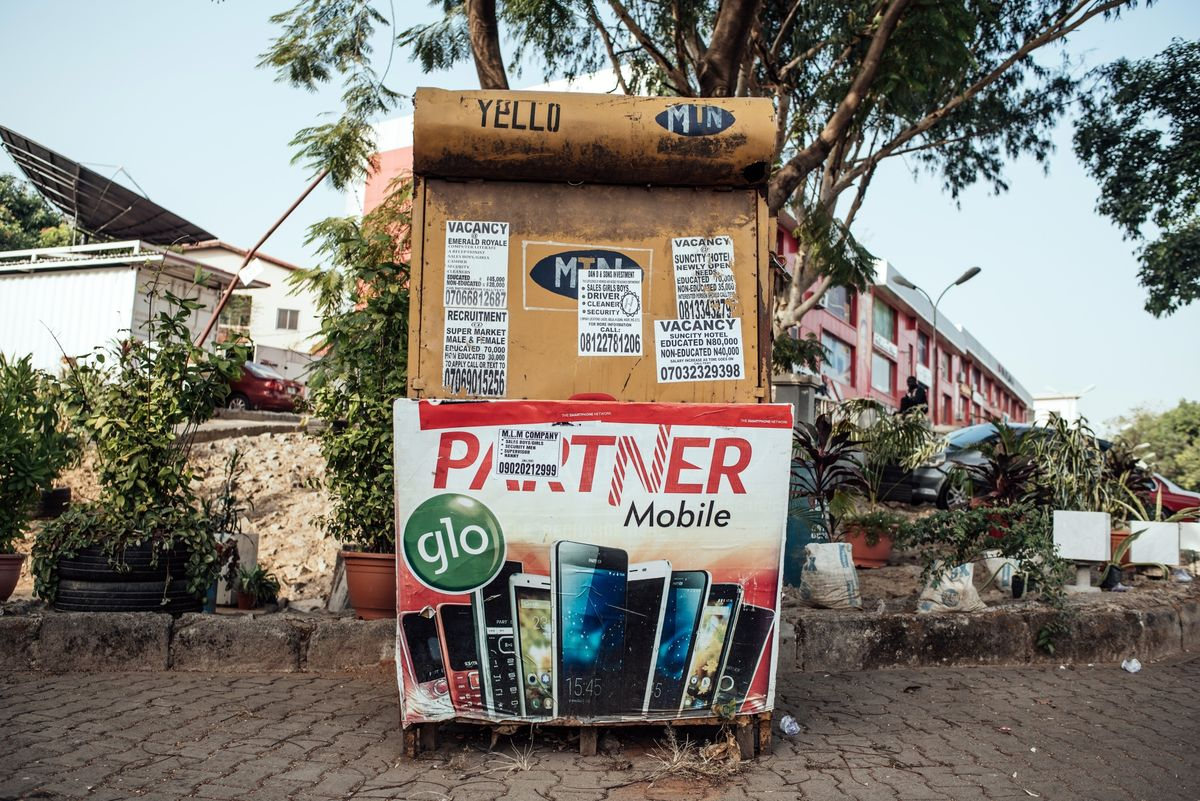 Lenders Cut Off Nigeria's Biggest Telco From Banking Platforms